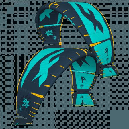 Новый кайт F-One Bandit XII 2019 для кайтсерфинга и кайтбординга