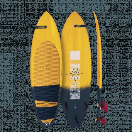 Серфборд F-One MITU PRO 2019 для кайтсерфинга