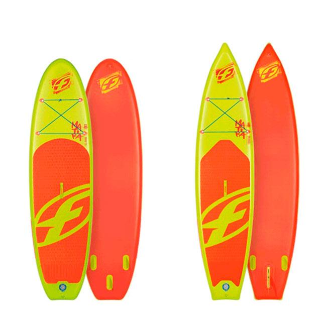 Доски для SUP серфинга с веслом F-One
