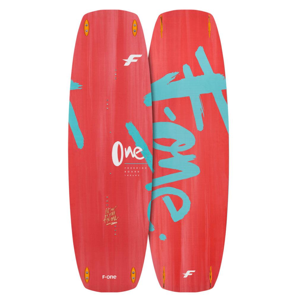 кайтборд f-one ONE доска для кайт серфинга кайтбординга
