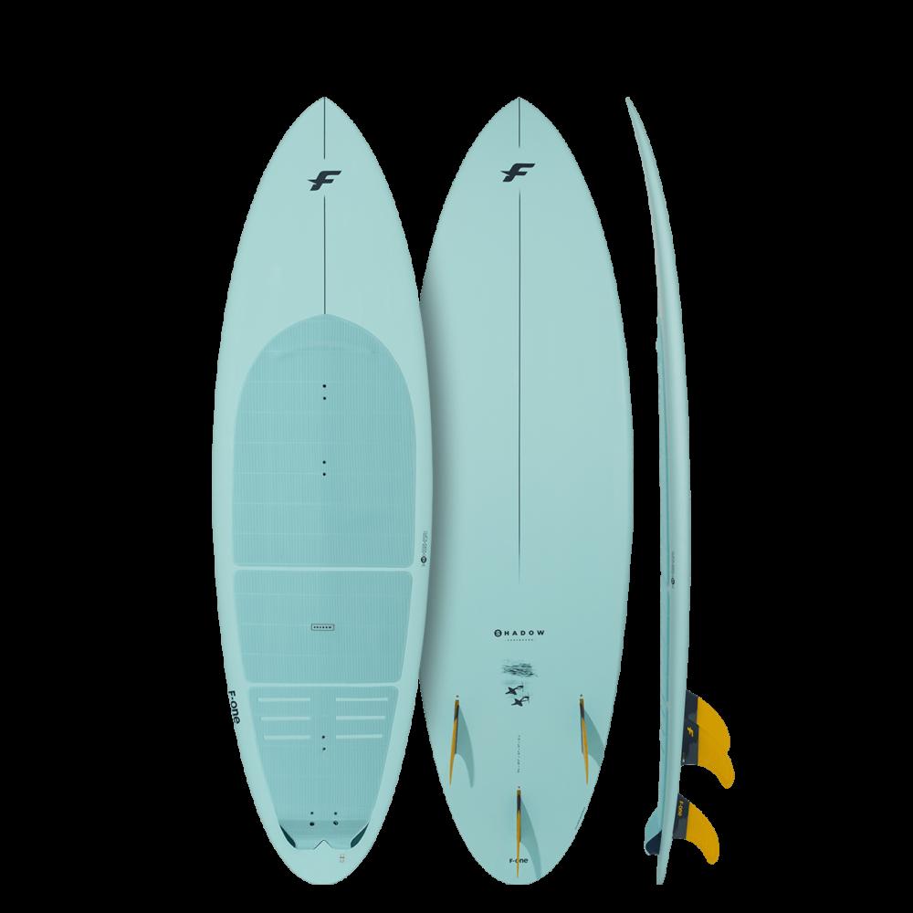 Серфборд F-One Shadow 2021 для серфинга с кайтом