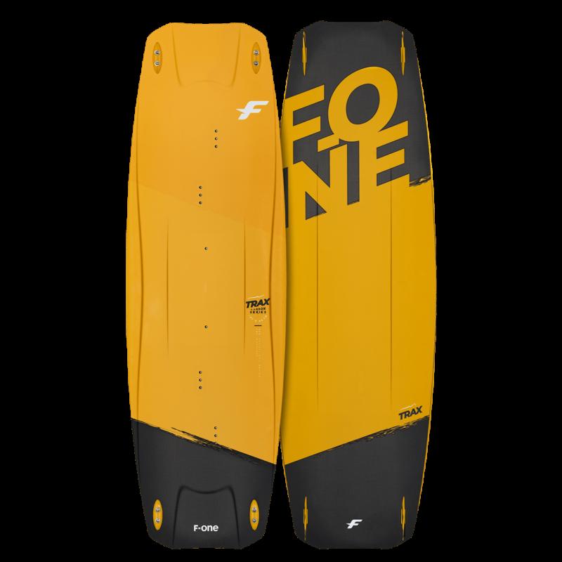 Кайтборд F-One TRAX HRD CARBON 2020 для катания с кайтом твинтип