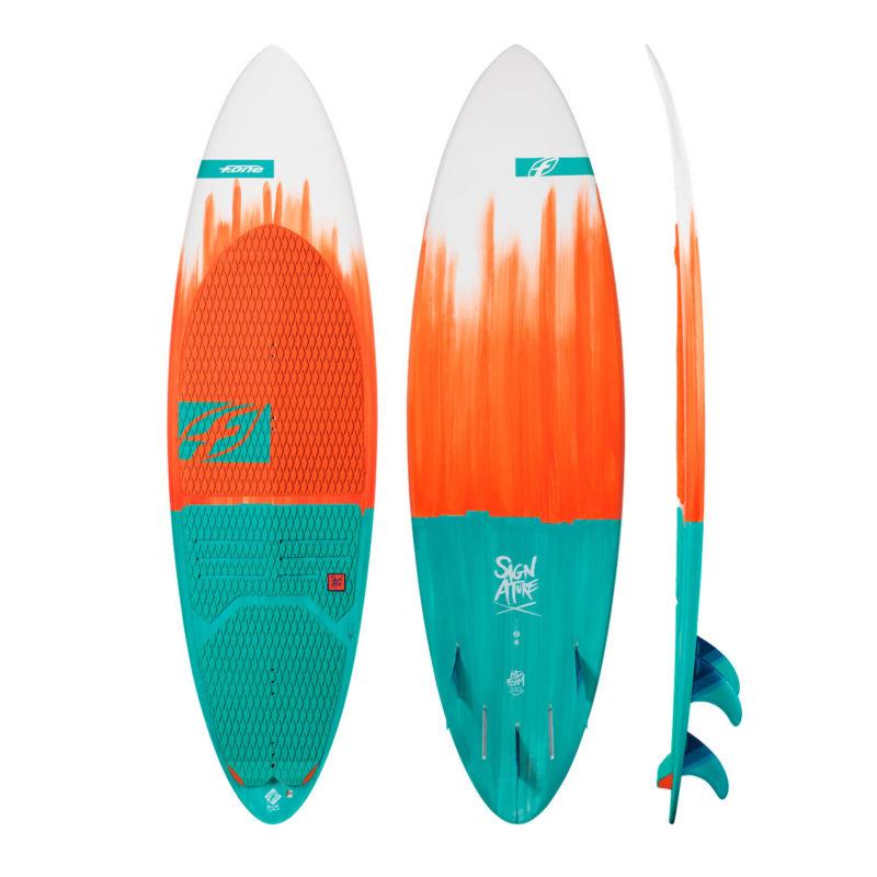 Серфборд F-One Signature 2018 для серфинга с кайтом