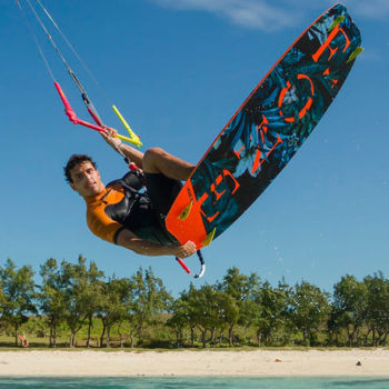 Кайтборд F-One NEXT 2018 для слабого ветра