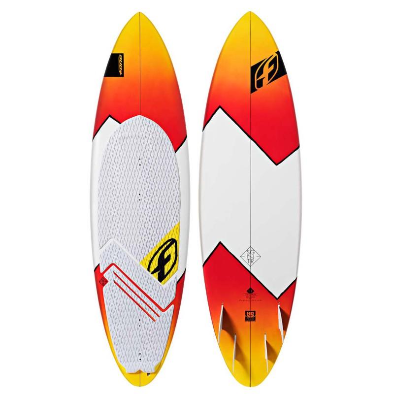 Серфборд F-One Signature 2016 для серфинга с кайтом
