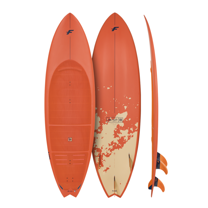 Серфборд F-One Mitu Pro Flex 2021 для серфинга с кайтом