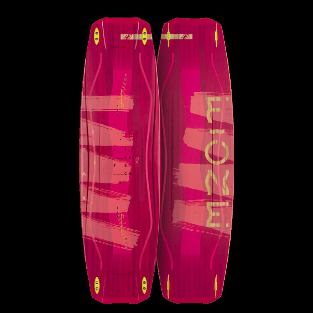 Кайтборд F-One TRAX HRD GIRLY 2020 для катания с кайтом твинтип