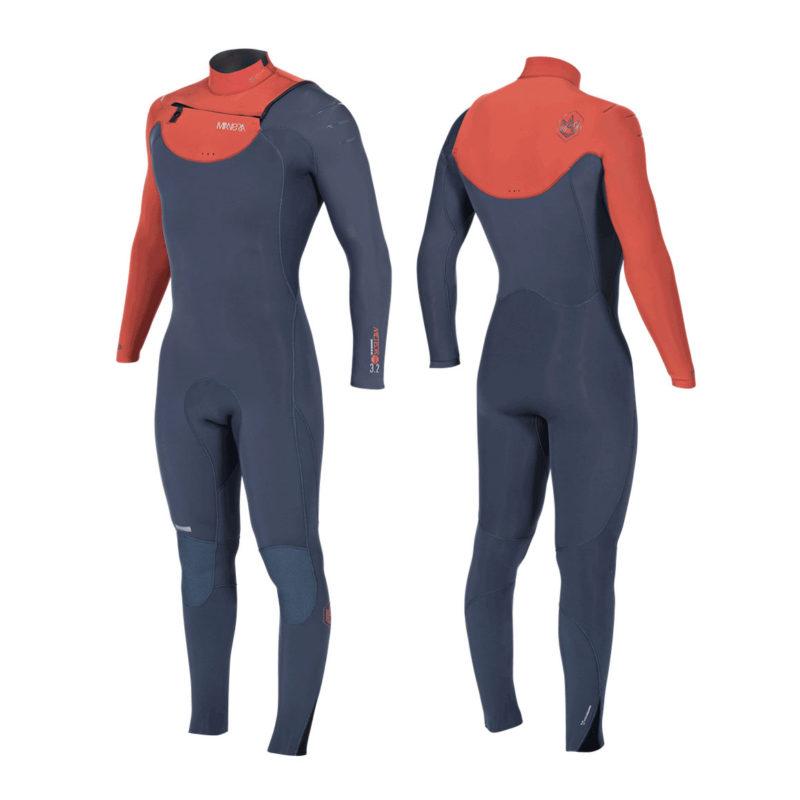 Гидрокостюм MANERA X10D 3/2 для кайт серфинга SUP купить