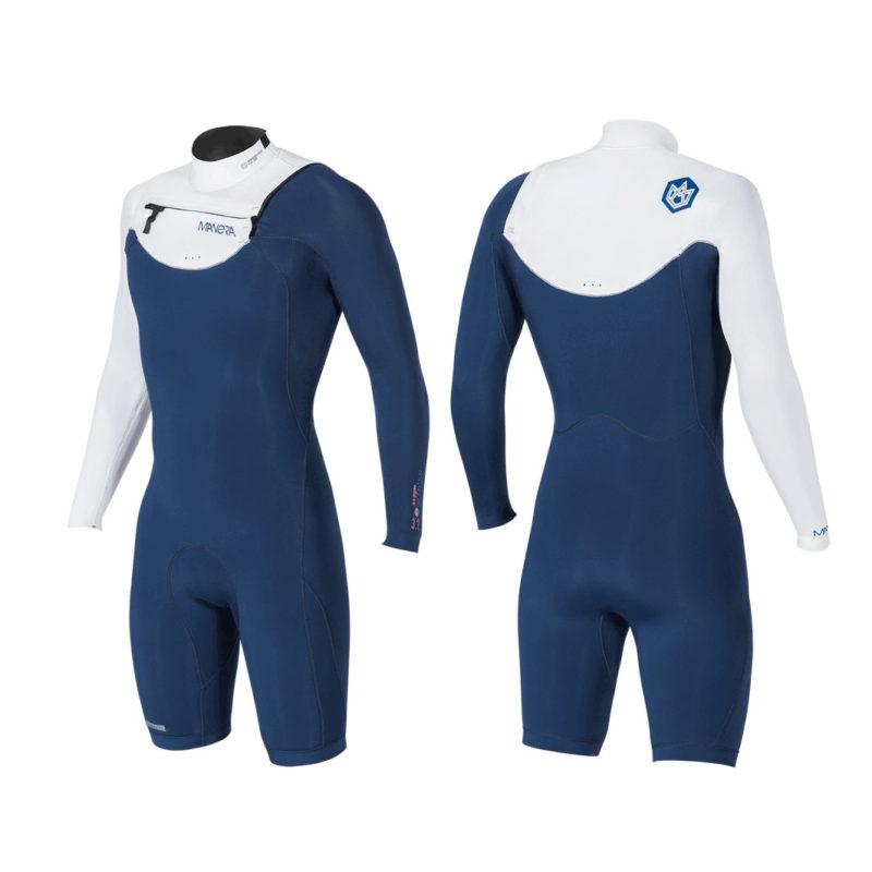 Гидрокостюм MANERA X10D 3/2 HYBRID для кайт серфинга SUP купить