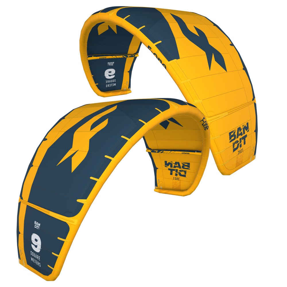 Кайт F-One BANDIT 2021 для кайт-серфинга кайтбординга