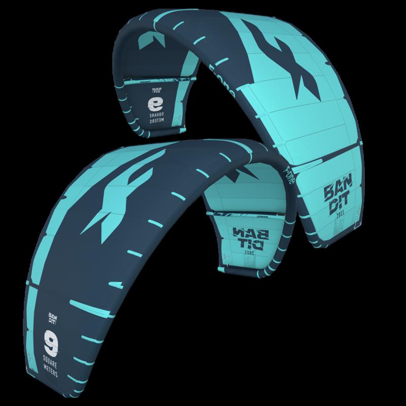 Новый кайт F-One Bandit для кайтсерфинга и кайтбординга